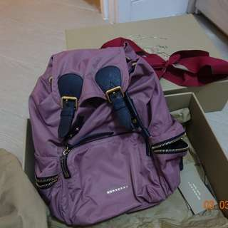Burberry backpack 揹包