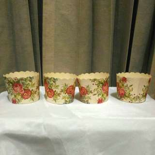 Take all Muffin cup shabby chic