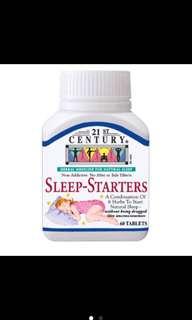 Sleep Starters Herbal Sleep Inducer