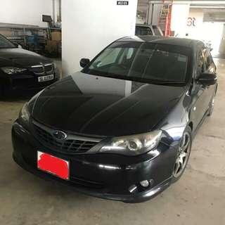 Subaru V10 SG