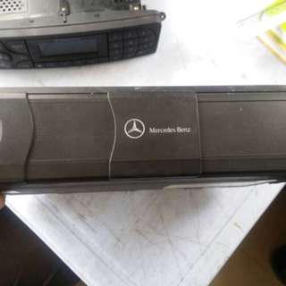 Cd changer  Mercedes Benz