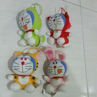 Doraemon / Mcdonald 12 Chinese zodiac