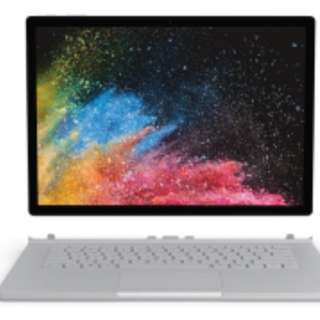 "Surface Book 2 - 13.5""/ 256GB / Intel Core i5"