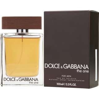 D&G The One 100ml