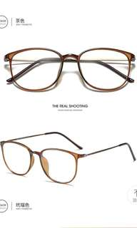 Jap Korean style spectacles