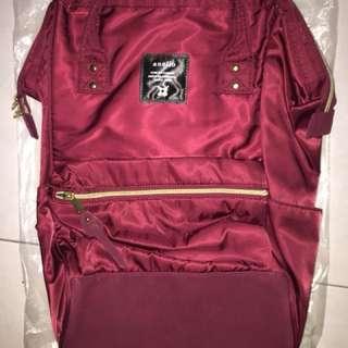 Original New Anello (Nylon Series) Backpack. Japan Hot - Selling Rucksack