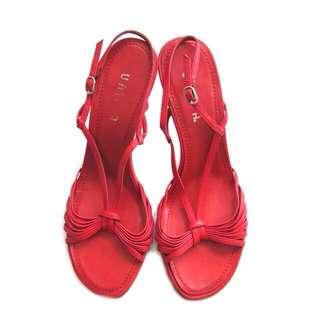 Unisa Red Heels