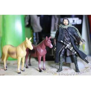 Toybiz LOTR Aragorn