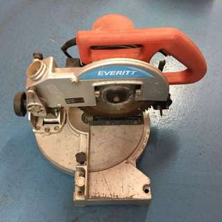 "Everitt 8 - 1/4"" Compound Mitre Saw"