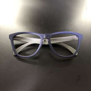 Oakley Frogskins Frame only used for optical degree glasses power rx