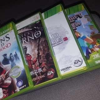 Xbox 360 Games , All For $20 [Read Description]