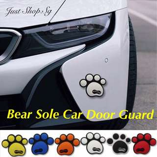 Bear Sole Car Door Guard