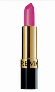 REVLON Super lustrous lipstick 'sheer' in Fuschia Shock