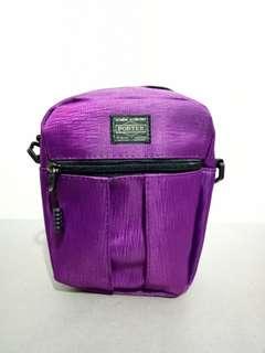 Sling bag porter purple