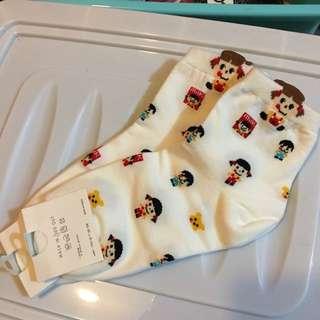 牛奶妹襪💕 韓國購入✨