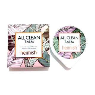 Heimish All Clean Balm 5ml Sample/ Trial Size