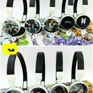 [READYSTOCK] BTS HEADPHONE