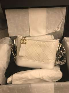 Brand new chanel Gabrielle hobo small size