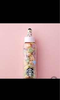 韓國Starbuck白色情人節回禮熊仔糖