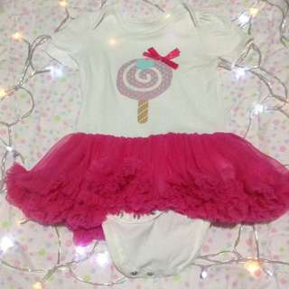 Lollipop tutu dress