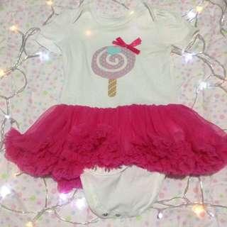 Lollipop tutu dress