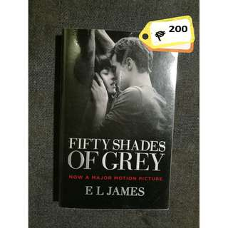 Fifty Shades of Grey (movie-tie-in)