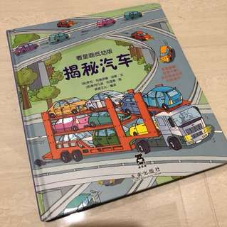 New! Look inside the things can go 揭秘汽车