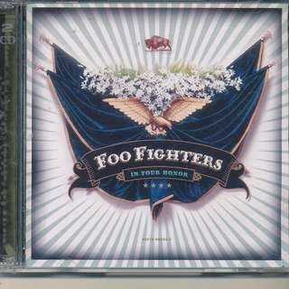 Foo Fighters - In Your Honor (AUDIO CD) 2CD [x3]