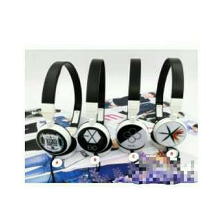 [READYSTOCK] EXO HEADPHONE
