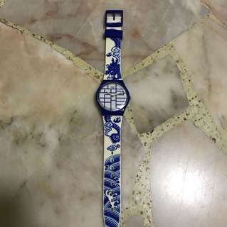 Swatch Watch - Limited Edition for the Year of Dragon