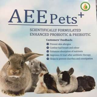 AEE Pets+ Small Pet's 36g -30sachets