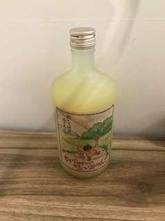 丹代青果 日本青森特選蘋果汁 由五種蘋果汁混合而成