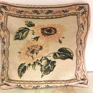 歐式古典織錦 抱枕