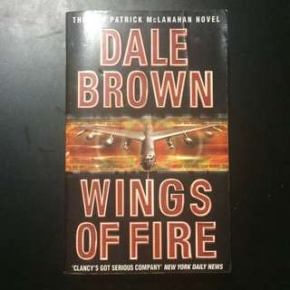 DALE BROWN'S WINGS OF FIRE