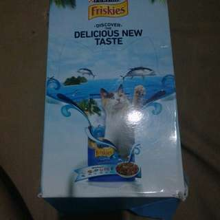 Friskies Seafood Sensation 450gr