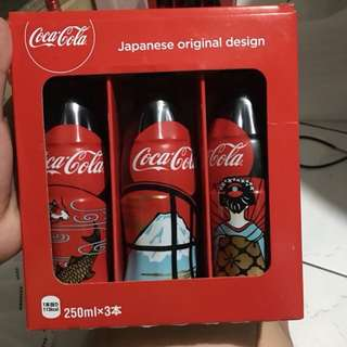 Coa Cola Japanese Original Design 2016
