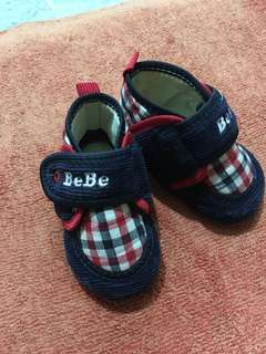 Bebe Baby Shoes