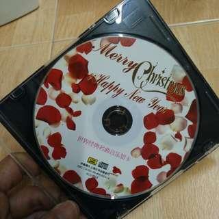 CD 没有画面的英文歌曲