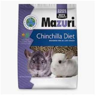 Mazuri chinchilla pellet