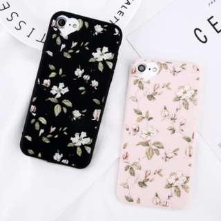 Preorder Vintage Floral Iphone 8plus Casing