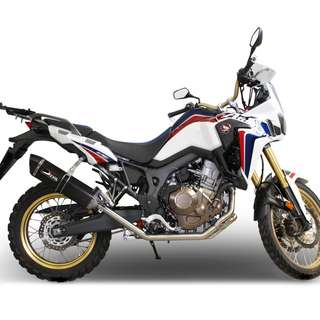 Devil Exhaust Systems Singapore Honda CRF1000L Africa Twin Euro 4 Ready Stock ! Promo ! Do Not PM ! Kindly Call Us !