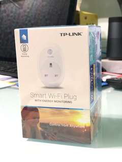 TP-Link HS100 Wi-Fi Smart Plug with Energy Monitoring
