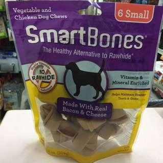 Smartbones Bacon & Cheese