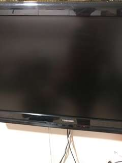 "32"" Toshiba HD ready tv"
