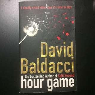 DAVID BALDACCI'S HOUR GAME