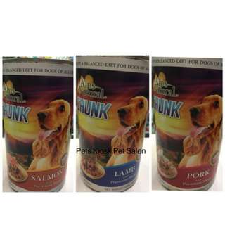 Alps Natural Chunk 1.23kg 4cans