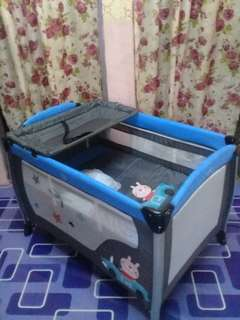 Playpen 2 layer