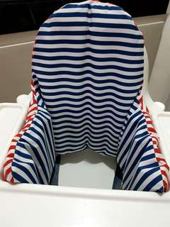 Ikea Pyttig High Chair Cushion