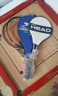 Tennis Squash Badminton Racquets Golf