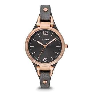 [2 Years Warranty Included] Fossil Watch Women